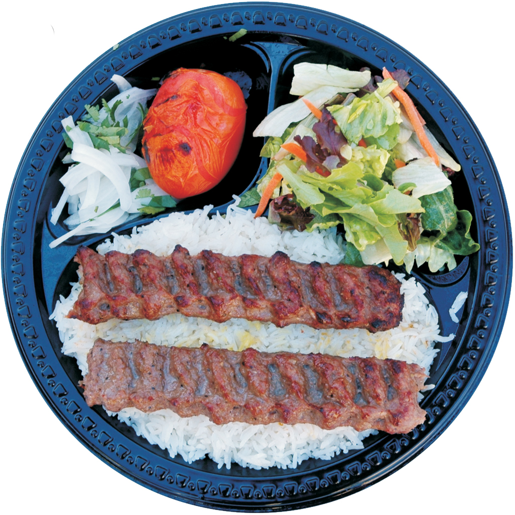 #12 Beef Lula Kabob