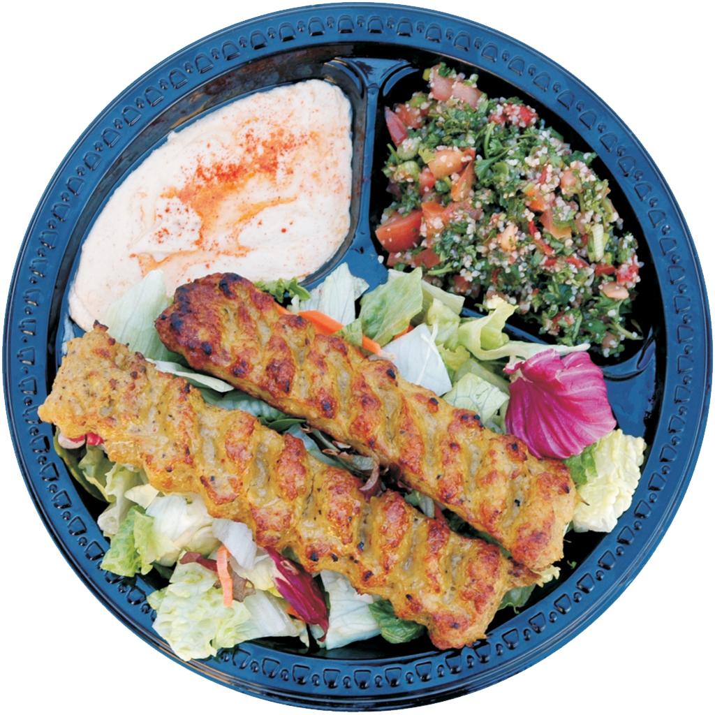 #26 Chicken Lula Kabob Salad