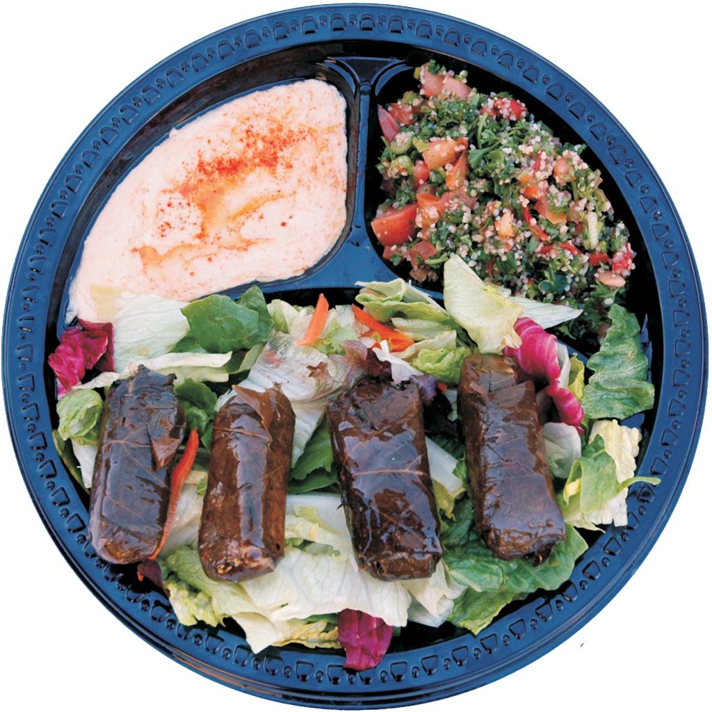 #28 Veggie Platter