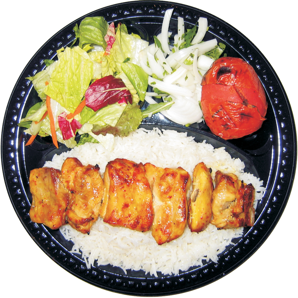 #7 Chicken Shish Kabob